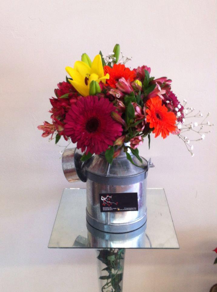 Arreglos de mesa arreglos florales puebla centros de mesa - Centros de mesa otonales ...