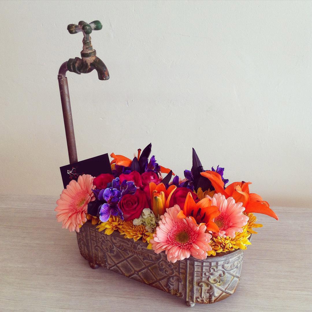 Arreglos de mesa arreglos florales puebla centros de mesa - Decoracion de centros de mesa ...