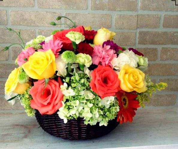 Arreglos de mesa arreglos florales puebla centros de mesa - Centros de mesa de flores ...
