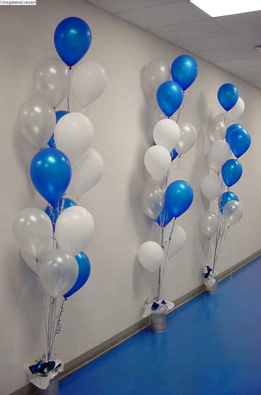 Decoración de globos con helio   Alabío! todo para fiestas