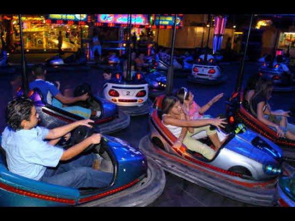Carros Chocones Infantiles Juegos Mecanicos Puebla Renta De