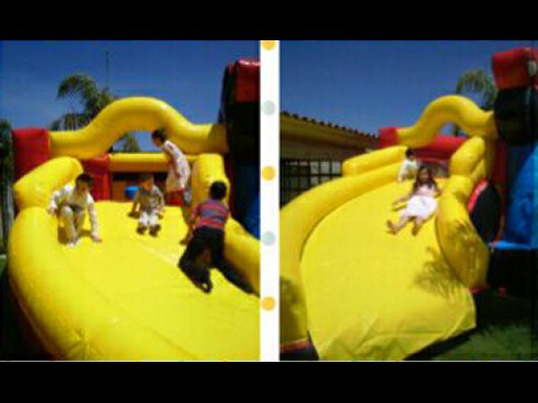 Inflable Mickey & Minnie | Inflable Mickey Mouse