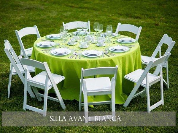 Paquete de mobiliario para fiestas y eventos renta de sillas y mesas - Alquiler de mesas y sillas para eventos precios ...