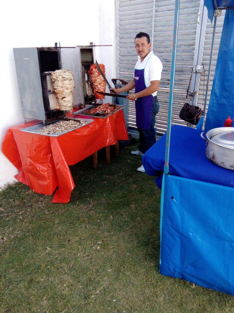Tacos Arabes Alabio Fiestas Infantiles Puebla # Muebles Para Taqueria